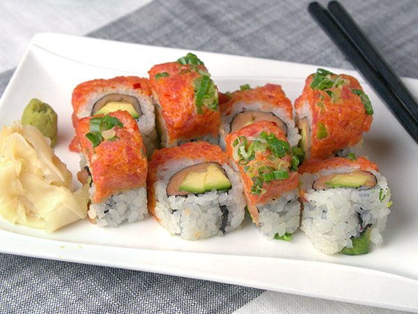 Dancing Spicy Tuna Roll
